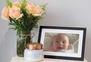 Digital Photo Frame to keep pictures in