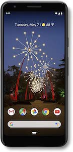 Google Pixel phone as a gift