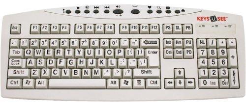 Keys U See Keyboard