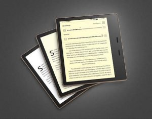 Kindle E reader is another great gift