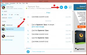 Make a Skype Video Call