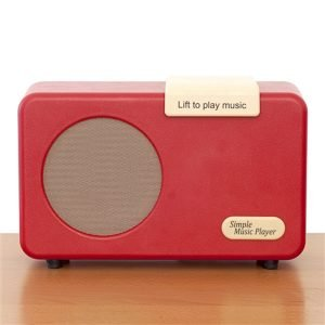 Simple Music Player for Dementia and Alzheimer's