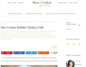 Slow Cooker Recipe Pinned