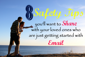 Safety Tips for email