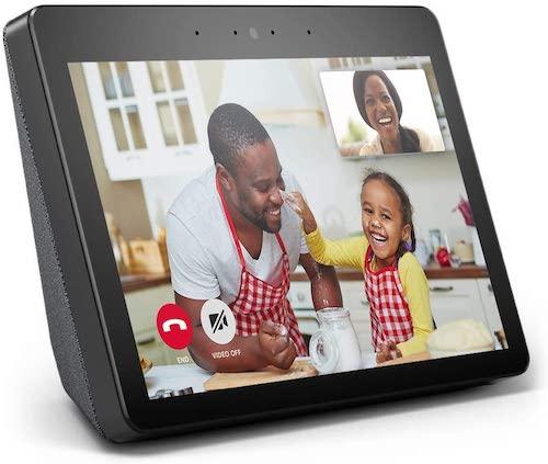 Echo Show 10.1 speaker with video calling capabilities