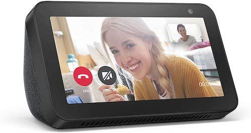 Echo Show 5 speaker with video calling capabilities