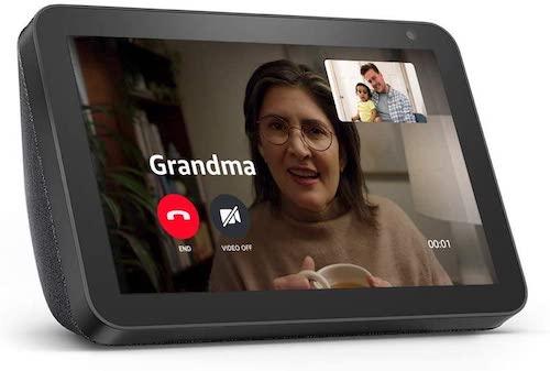Echo Show 8 speaker with video calling capabilities